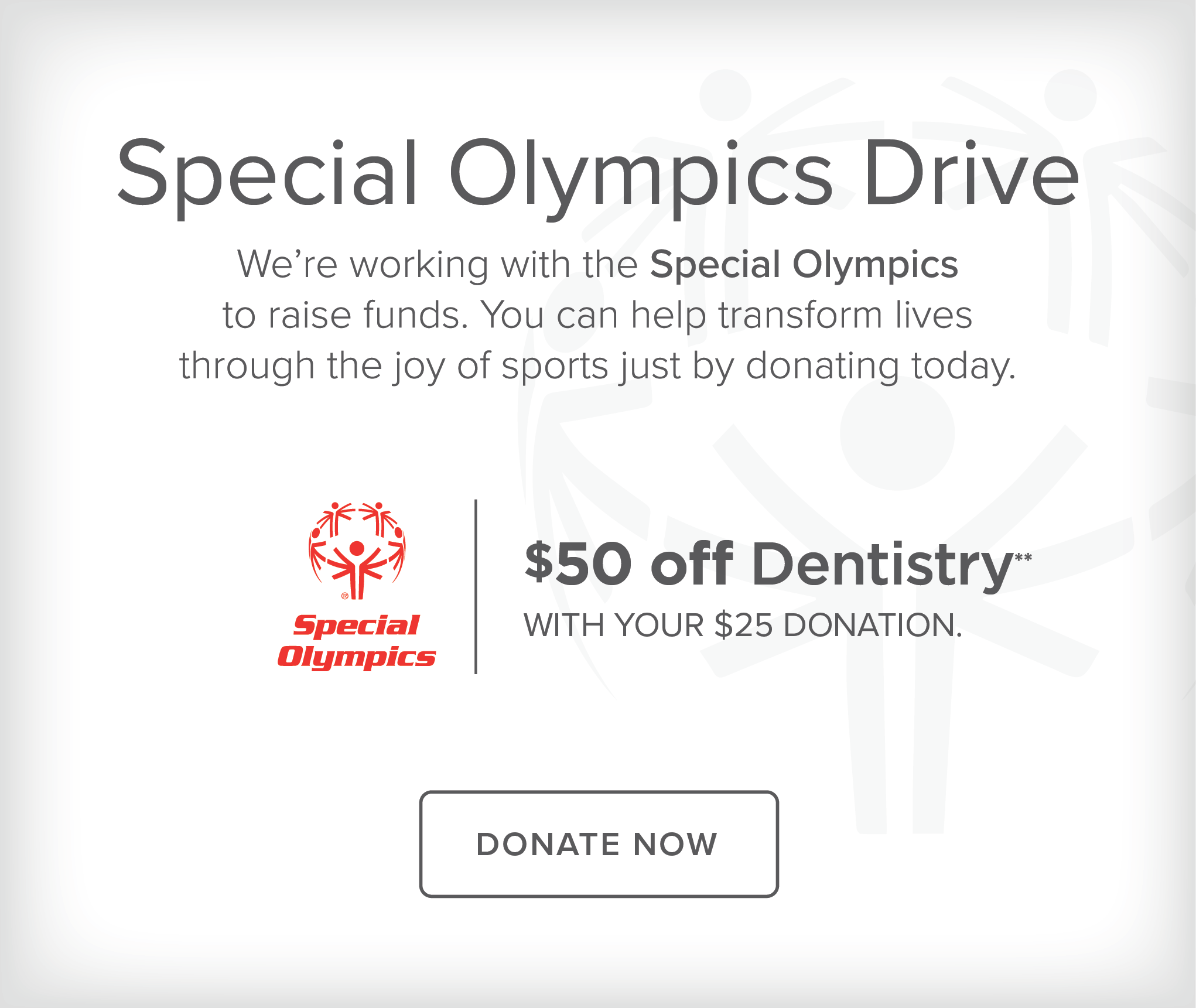 Special Olympics Drive - Dentists of Littleton
